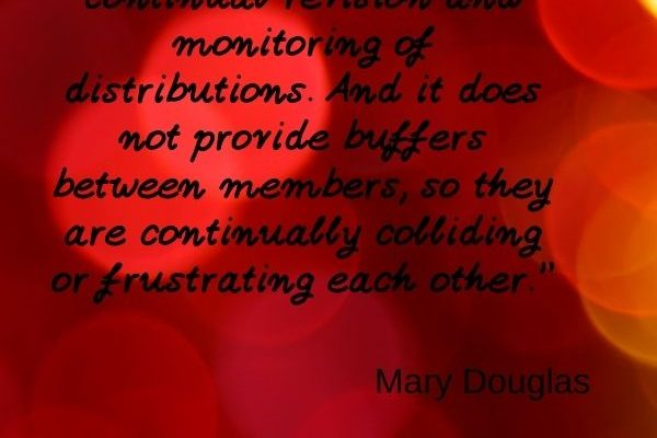 Real equality is immensely difficult to achieve, it needs continual revision and monitoring of distributions