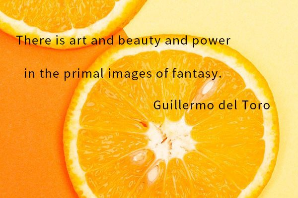 There is art and beauty and power in the primal images of fantasy.